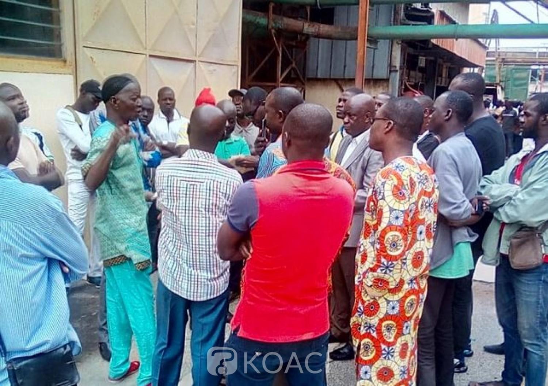 Côte d'Ivoire : Bouaké, croyant à une main mise du CIAB sur «leur propriété», des ex-employés de Olhéol s'emparent d'une partie de l'usine