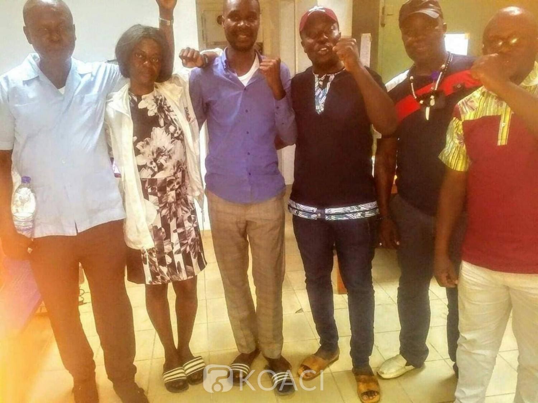 Côte d'Ivoire: Suspiçion de troubles à l'ordre public, Samba David et ses amis sortent de leur garde à vue