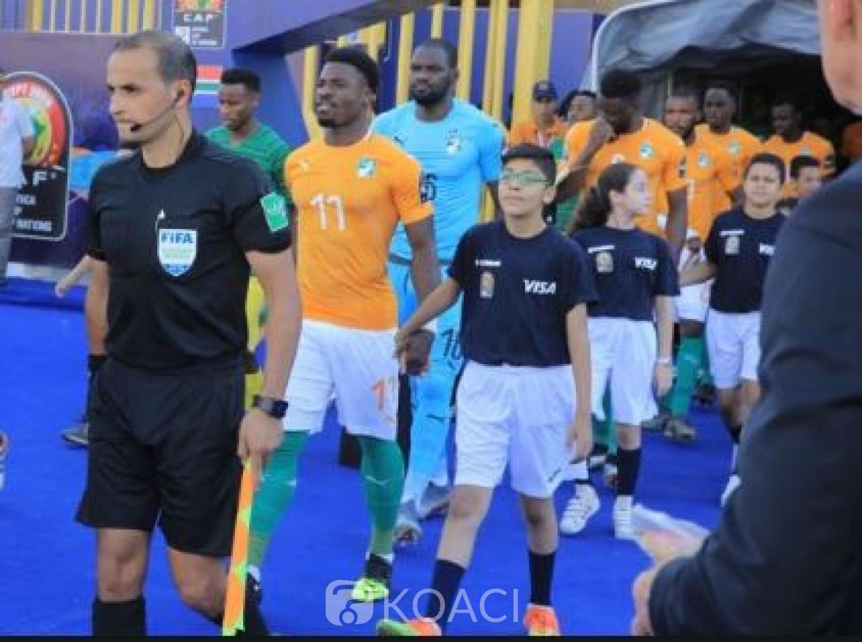 Côte d'Ivoire : Après la CAN 2019,  les éléphants retrouvent le top 10 africain du classement  FIFA