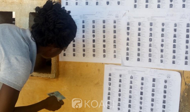 Togo : Municipales, élections partielles le 15 août dans 5 communes