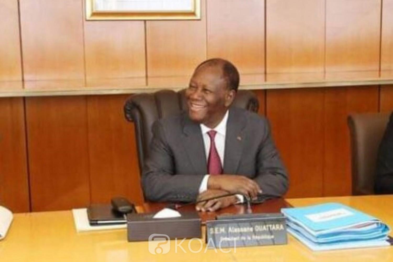 Côte d'Ivoire: Le chef de l'Etat, Alassane Ouattara s'envole ce jeudi pour le Liberia