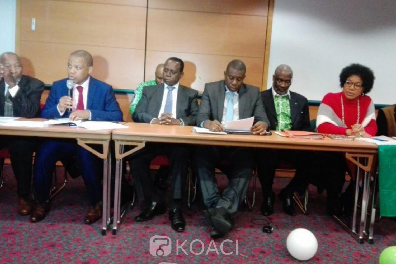 Côte d'Ivoire: CEI, des ivoiriens de la diaspora rejettent le projet de recomposition et appellent à la mobilisation
