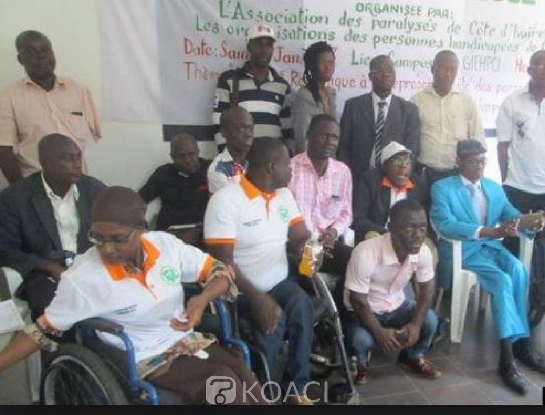Côte d'Ivoire: Le concours de recrutement dérogatoire des personnes handicapées reconduit