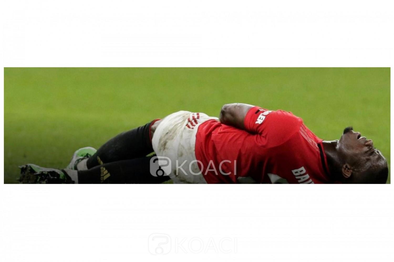 Côte d'Ivoire: Une nouvelle blessure de Bailly inquiète Manchester United