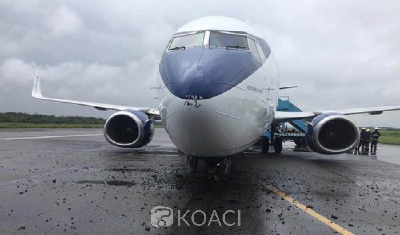 Nigeria: Un avion Air Peace perd son pneu avant lors de son atterrissage à Lagos, pas de victimes