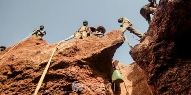 Côte d'Ivoire: Une mine d'or s'effondre sur des orpailleurs clandestins, de nombreux morts