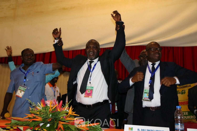 Côte d'Ivoire: MUPEMENET-CI, Kandia Camara installe officiellement Boko Michaël ce jour