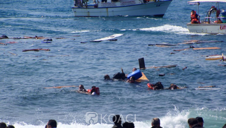 Libye: Nouveau drame de l'immigration, 115 portés disparus après un nouveau naufrage