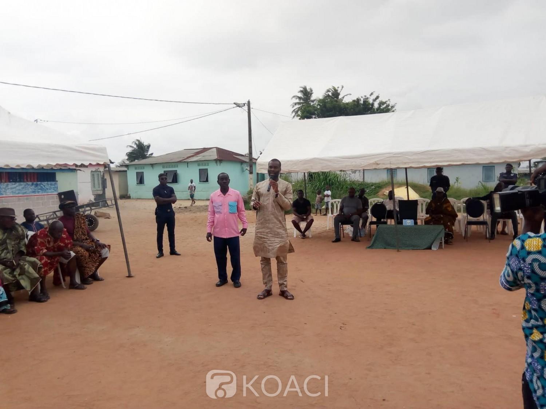 Côte d'Ivoire :  Bingerville, le maire annonce la destruction des baraques dans le village d'Abatta