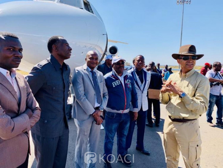 RDC: L'opposant  Moise Katumbi accueilli triomphalement à Kolwezi