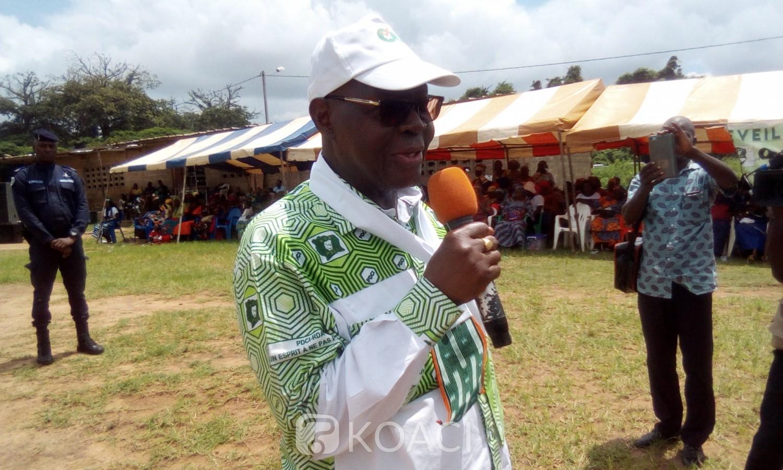 Côte d'Ivoire : À propos des cadres qui ont rejoint le RHDP,   face à Ouassenan, un délégué communal déclare, «le PDCI est purifié de tous ses grains immatures...»