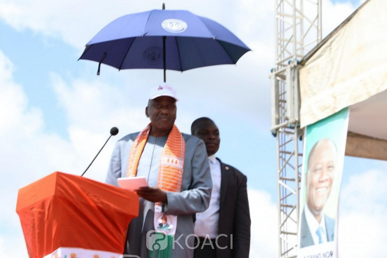 Côte d'Ivoire: Depuis Ferké, Gon met en garde «aucune manœuvre politicienne et dilatoire visant à installer le désordre dans ce pays ne sera tolérée »