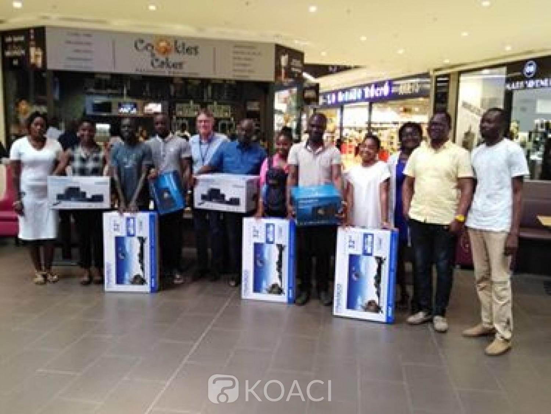 Côte d'Ivoire: Tombola spéciale can, playce récompense 07 lauréats