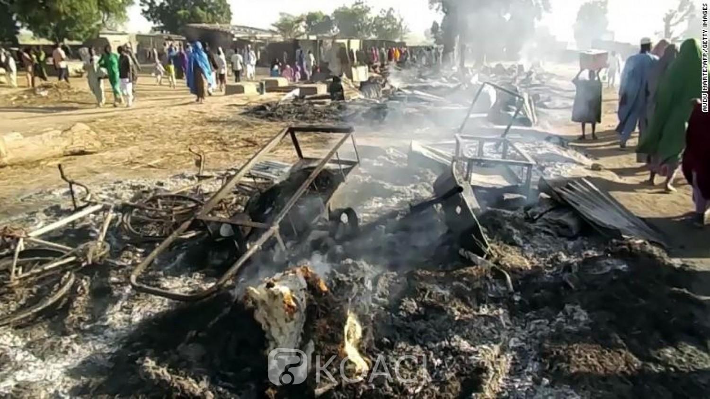 Nigeria:  Boko Haram fait 65 morts pendant un funéraille dans le nord-est