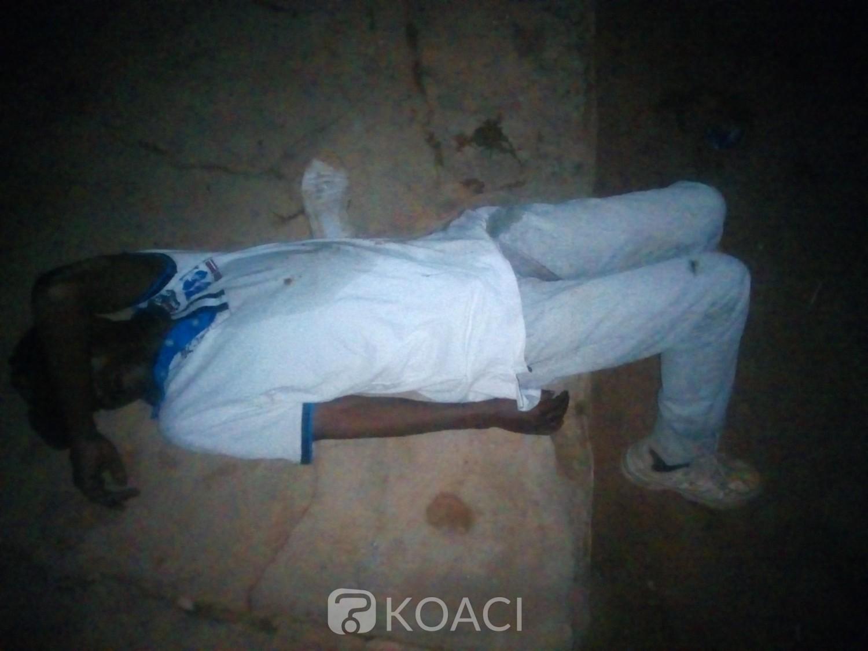 Côte d'Ivoire: Bouaké, suite à son échec au BAC, un élève consomme plusieurs litres de Koutoukou et s'écroule dans la rue