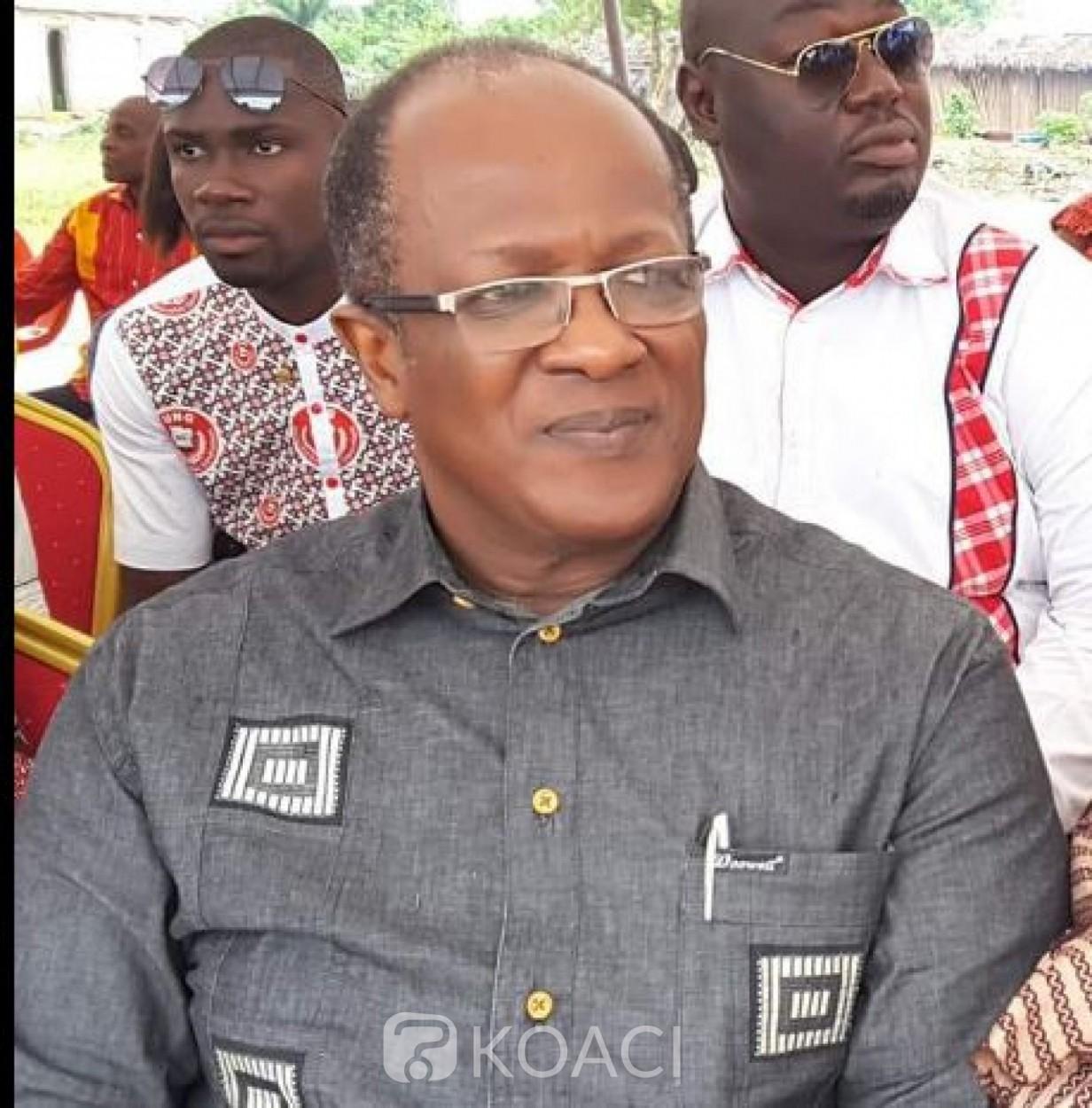 Côte d'Ivoire: Rencontre Gbagbo-Bédié à Bruxelles, Armand Ouégnin: