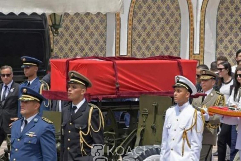 Tunisie: Essebsi inhumé, Mohamed Ennaceur chargé d'organiser les élections dans 90 jours
