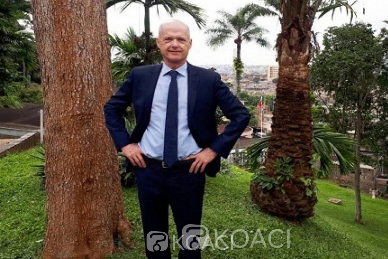 Cameroun-France: Christophe Guilhou, le nouvel ambassadeur de France est arrivé à Yaoundé
