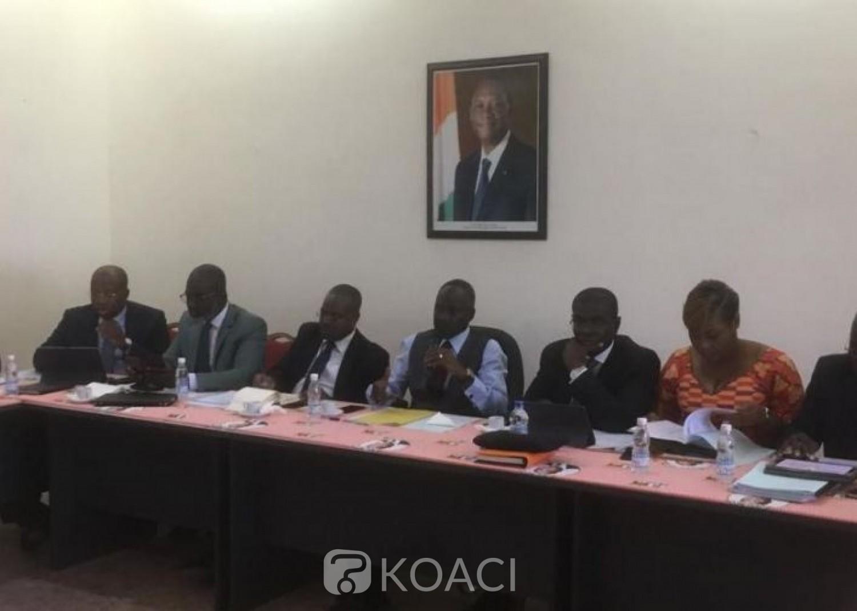Côte d'Ivoire : RHDP, le but des  rencontres entre Bictogo et les coordonnateurs régionaux à Abidjan