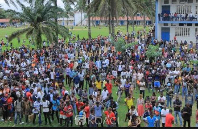 Côte d'Ivoire: Nouveaux bacheliers, des concours d'entrée à l'Institut National Polytechnique sont  ouverts