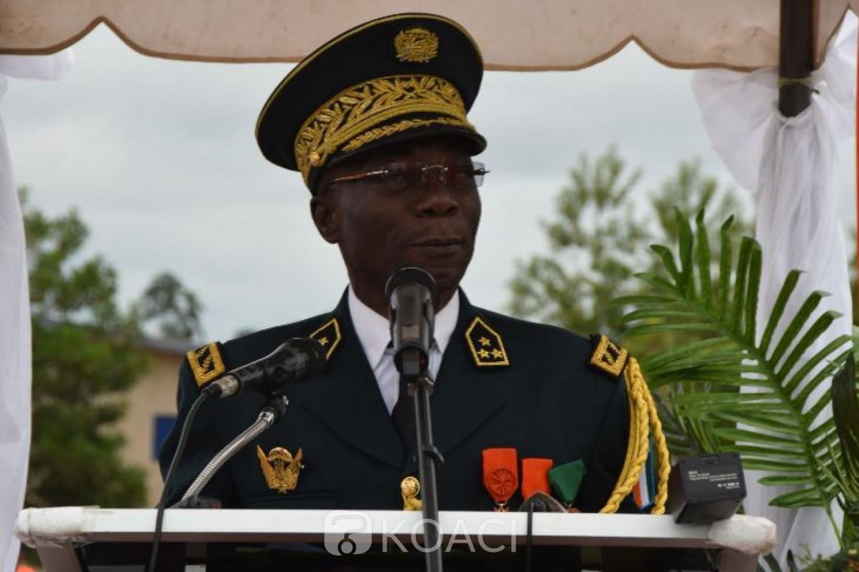 Côte d'Ivoire : Le  Général Koné Mambi depuis Daloa: