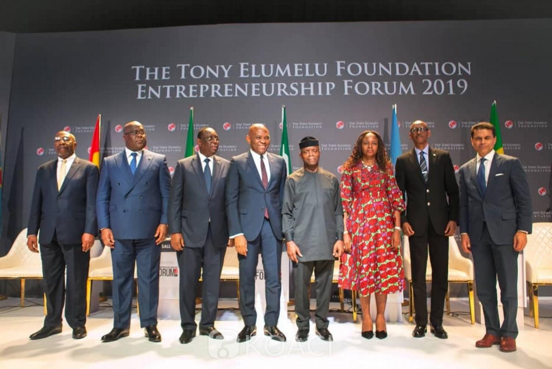 Nigeria: Forum d'Entreprenariat TEF 2019, cinq Présidents africains s'engagent pour la création d'emplois et à l'autonomisation des jeunes