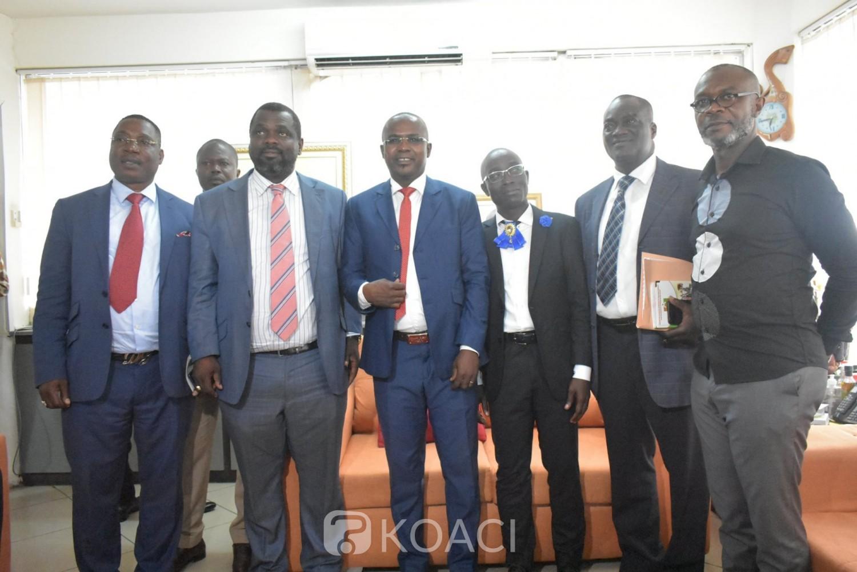 Côte d'Ivoire :   MUPEMENET-CI, Boko Michaël installé par le Directeur des affaires juridiques du ministère de l'Education nationale tend la main à ses adversaires