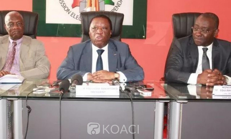 Côte d'Ivoire :   CEI, le projet de loi portant recomposition adopté à la majorité en plénière sans surprise par les députés