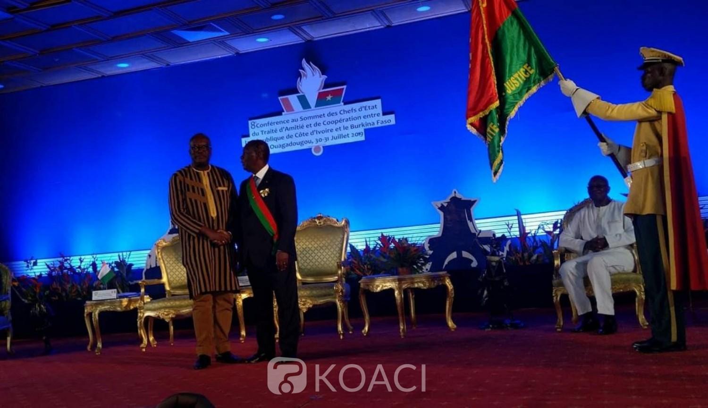 Côte d'Ivoire: A Ouaga, Ouattara déplore le non-démarrage voire la lenteur de certains projets en cours avec le Burkina dont la gestion des ex-occupants du Mont Péko