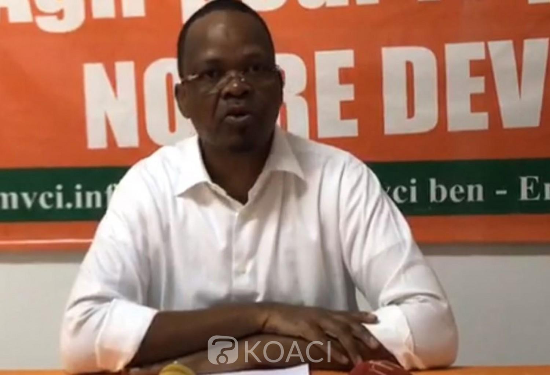 Côte d'Ivoire : Avant leur meeting, Lobognon: