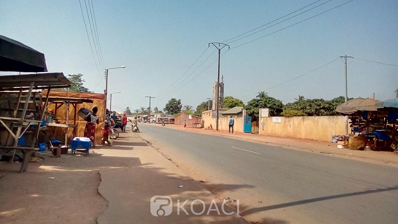 Côte d'Ivoire : Bouaké, traversant la route par mégarde, un enfant de 4 ans tué par un taxi communal