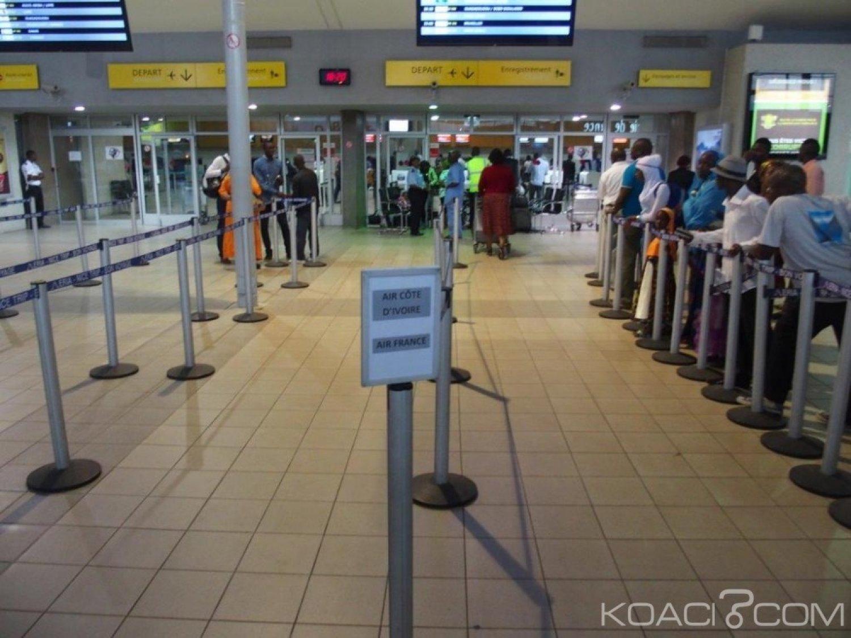 Côte d'Ivoire: Menace de grève ce mardi des travailleurs de l'assistance aéroportuaire