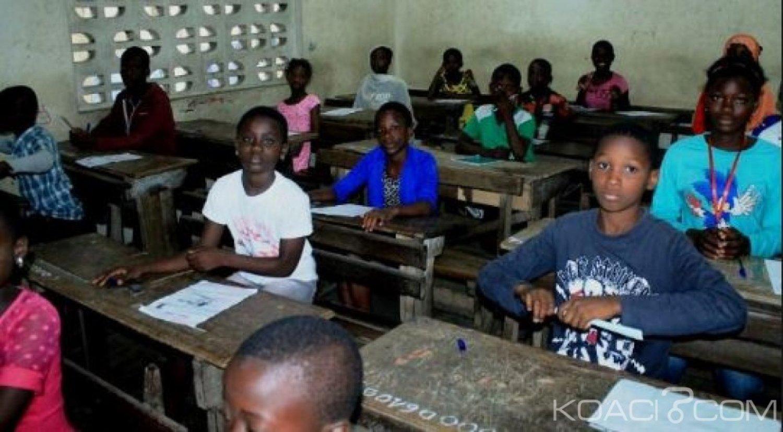 Côte d'Ivoire : Plus de 500.000 candidats en lice ce lundi pour le CEPE à l'entrée en 6è session 2019
