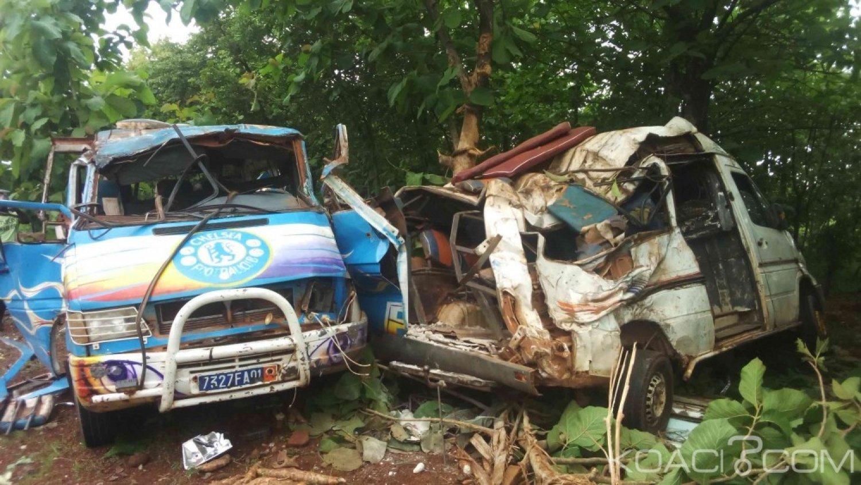 Côte d'Ivoire: En provenance de Man, deux véhicules rentrent en collision, 3 morts et plusieurs blessés