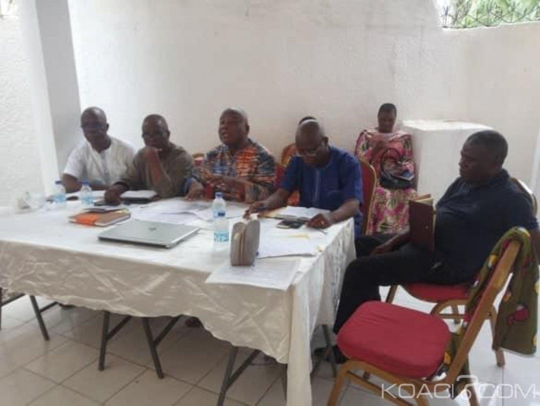Côte d'Ivoire : 2020, depuis Guiglo, Guirieoulou demande aux populations de se mobiliser pour la victoire du FPI