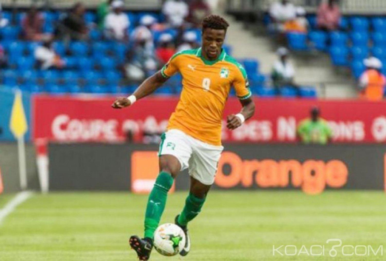 CAN 2019 : Voici les 11 de Kamara avec Zaha pour battre la Namibie et se qualifier pour les huitièmes de la Finale
