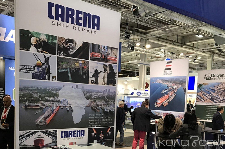 Côte d'Ivoire: CARENA s'expose au Salon international de l'industrie navale et maritime en Norvège