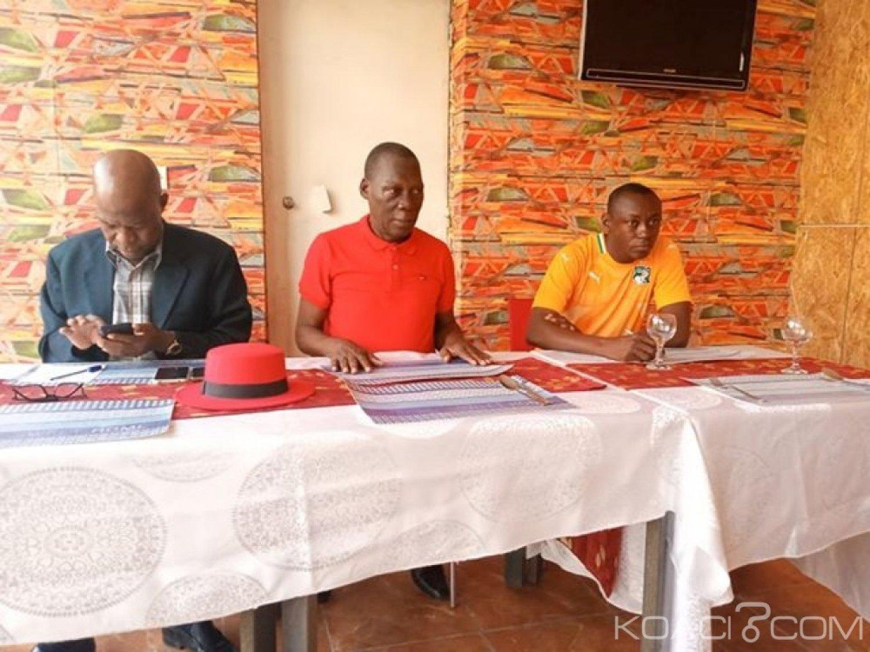 Côte d'Ivoire : Africa Sport d'Abidjan, annonce de la levée de suspension de Vagba Alexis, les partisans de Bahi Antoine opposés à son retour à la présidence