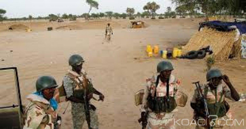 Niger:  Un camp de l'armée cible d'une «attaque d'envergure» près de la frontière malienne