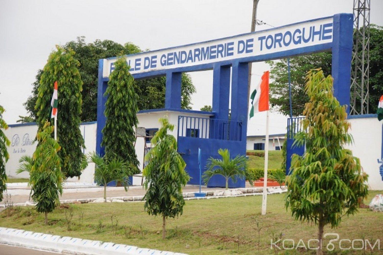 Côte d'Ivoire : Gendarmerie, les élèves Sous-officiers de première année seront présentés au drapeau mercredi et vendredi