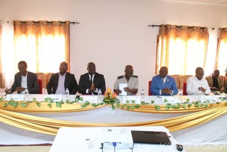 Côte d'Ivoire : Toumodi, lutte contre la fraude, le maire instaure le paiement électronique des taxes et annonce la fin du payement manuel dans trois mois