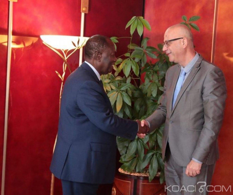 Côte d'Ivoire : Fin de mission pour l'Ambassadeur Israélien au pays
