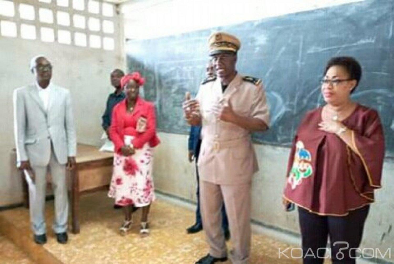 Côte d'Ivoire : Daoukro, en tournée dans des centres d'examens, le préfet met en garde « tout candidat qui commettra un acte de tricherie sera poursuivi et exclu...»