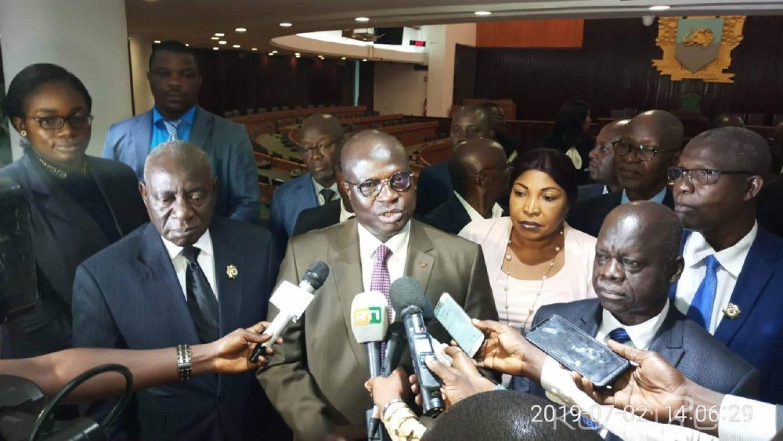 Côte d'Ivoire : Indentifiant unique des entreprises, Emmanuel Essis annonce le lancement de l'opération de réimmatriculation