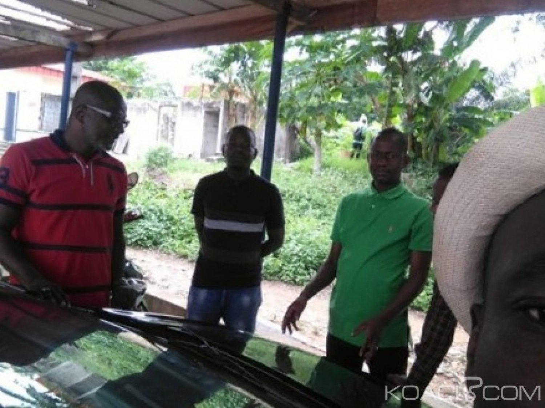 Côte d'Ivoire : Placé en garde à vue, Valentin Kouassi de la JPDCI libéré ce mardi nuit