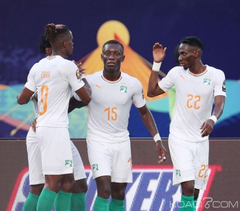 CAN 2019 : Le tableau des huitièmes de finale, avec Mali-Côte d'Ivoire  et le choc Cameroun-Nigeria