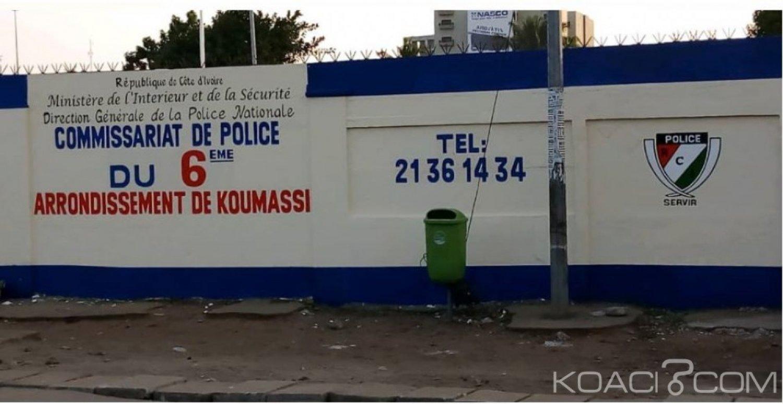 Côte d'Ivoire : Le Commissaire Lezou donne un nouveau visage à son  commissariat du 6e Arrondissement de Koumassi