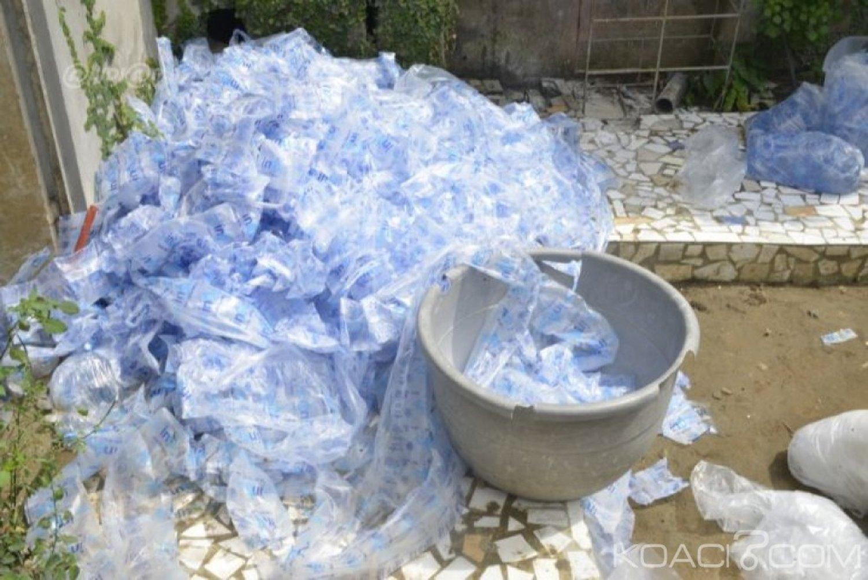 Côte d'Ivoire : En dépit de l'existence d'un décret portant interdiction de l'utilisation des sachets plastiques leur utilisation perdure, déplore Anne Ouloto