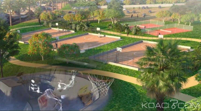 Côte d'Ivoire : L'ex décharge d'Akouédo deviendra  un grand parc urbain comprenant des aires sportives et récréatives