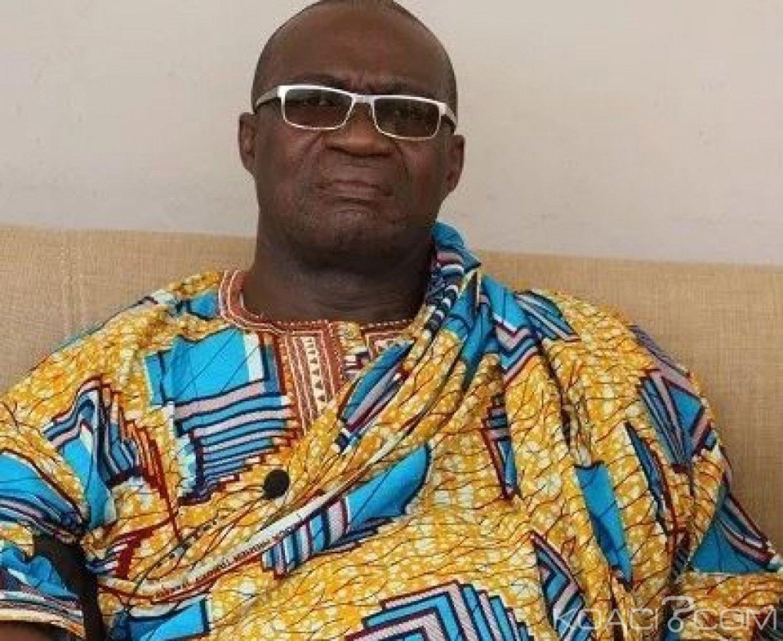 Côte d'Ivoire :  Petit-Bassam, le Chef Gnagne Nimba Richard toujours à la barre contrairement à la rumeur de sa destitution, dénonce une manipulation de la jeunesse